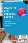 Cover: Usability als Erfolgsfaktor © Cornelsen Verlag Scriptor